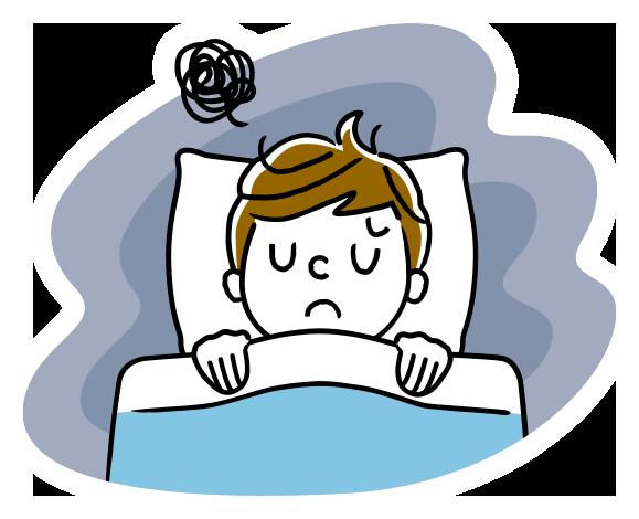睡眠に関するお悩みがある場合は問診から始まる各種検査によってSASであるかを判断いたします。